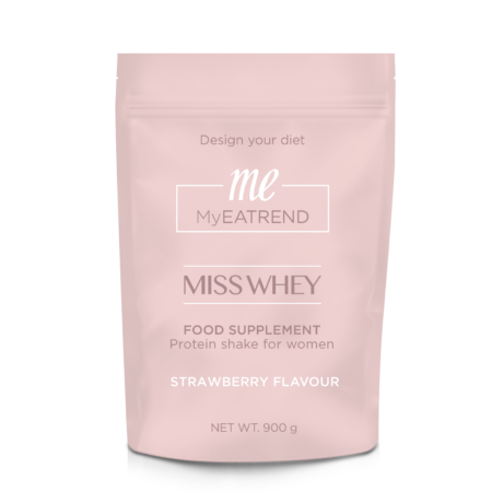 MyEatrend Miss Whey eper 900g