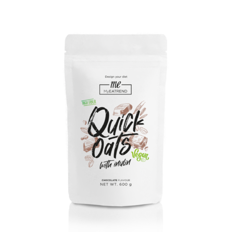 MYEATREND QUICK OATS CHOCOLATE 600g